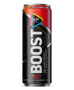 Boost Energy Drink Can